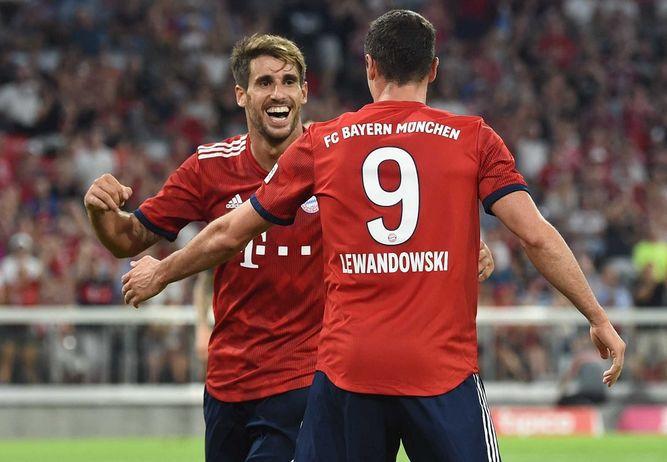 Bayern Múnich derrota a Manchester United en último partido de pretemporada