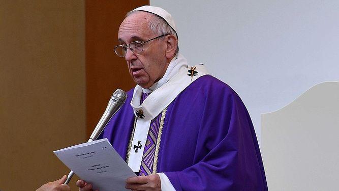 Papa insta a evitar 'toda violencia' y reclama 'soluciones políticas' en Venezuela