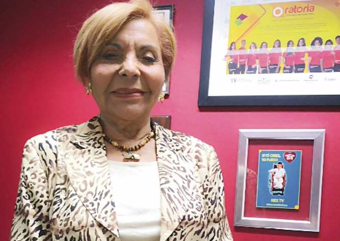 Mayín Correa se expresa en términos racistas sobre Edwin Cabrera