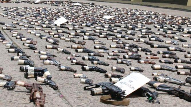 Proyecto de ley eliminaría requisitos para comprar armas
