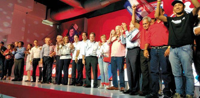 El PRD marca la ruta para las elecciones de mayo de 2019