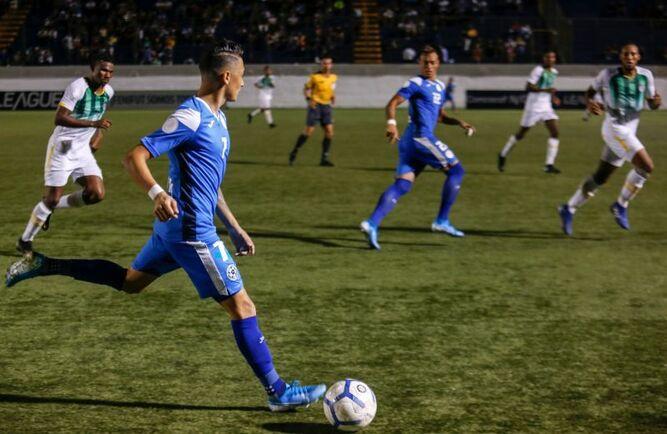 Nicaragua vence a Dominica 3-1 en la Liga