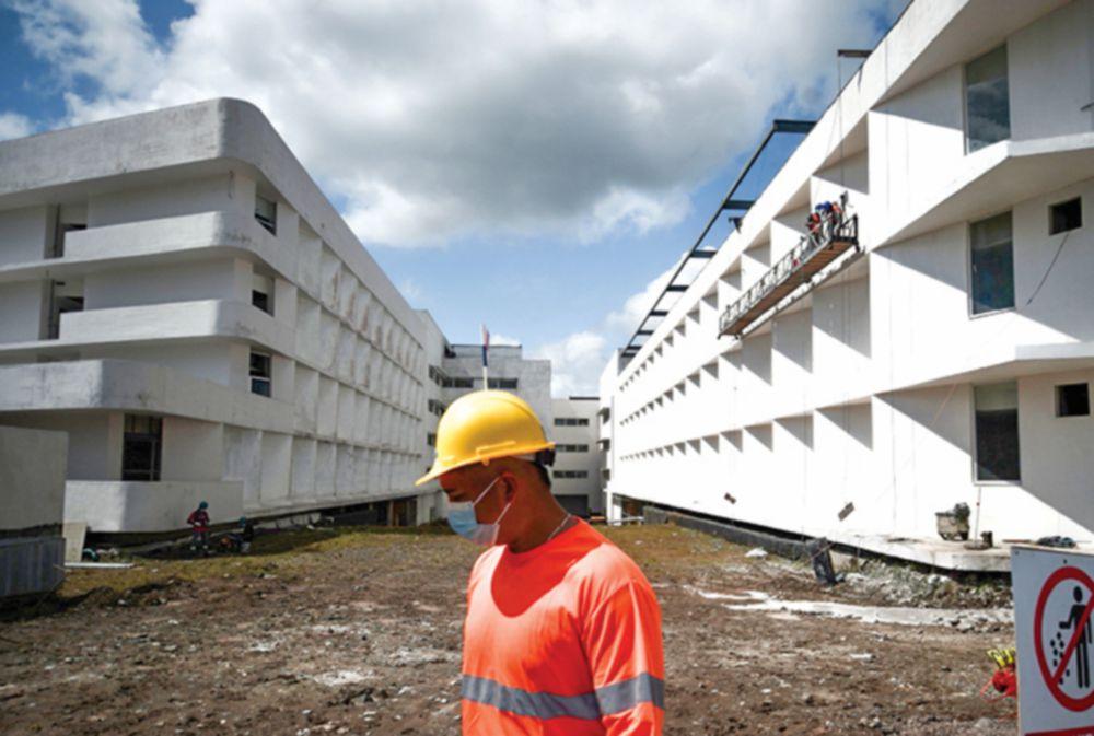 CSS reactivará construcción de la Ciudad de la Salud; tres empresas panameñas se comprometen a terminar la obra en 2024