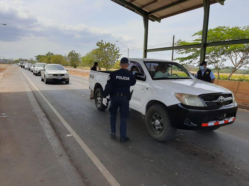Más de 1,600 detenidos en las últimas 72 horas por incumplir con la cuarentena