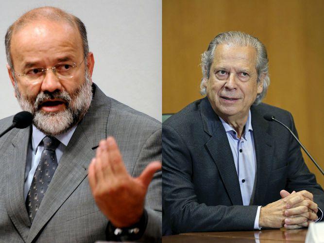 Brasil: Policía acusa a dos figuras clave del PT de corrupción en Petrobras