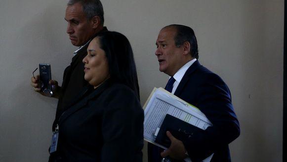 Magistrado juez Mejía rechaza incidentes presentados por Martinelli; el proceso entra en la fase de acusación