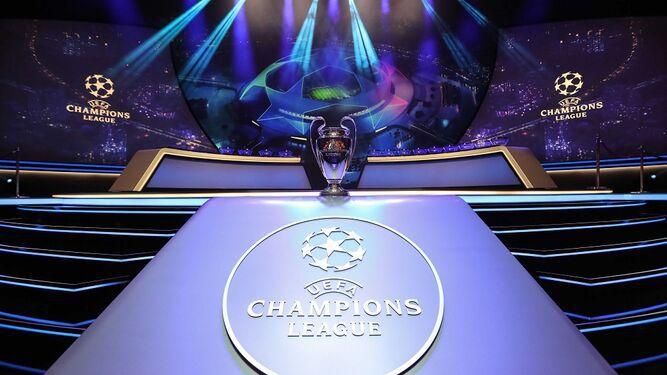 Definidos los grupos para la Liga de Campeones de Europa