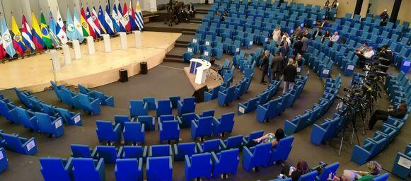Minuto a minuto: candidatos presidenciales debaten sobre el turismo