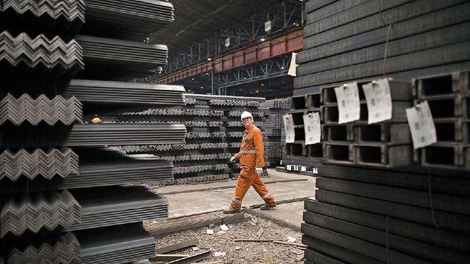 Trudeau apoya a los trabajadores metalúrgicos