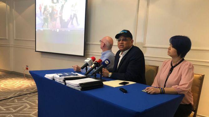 Dimitri Flores denuncia supuestas anomalías en validación de firmas en el Tribunal Electoral