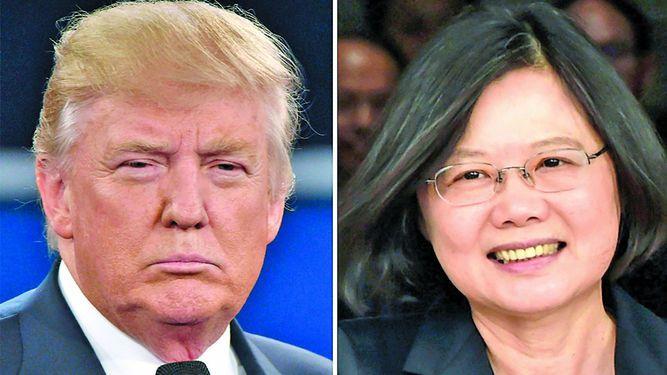 China rechazó propuesta de Trump sobre Taiwán