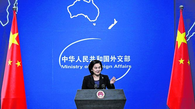 China pide esfuerzos para reducir tensiones