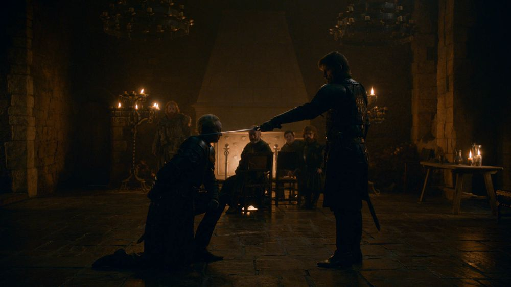 'Game of Thrones' y su episodio de despedida