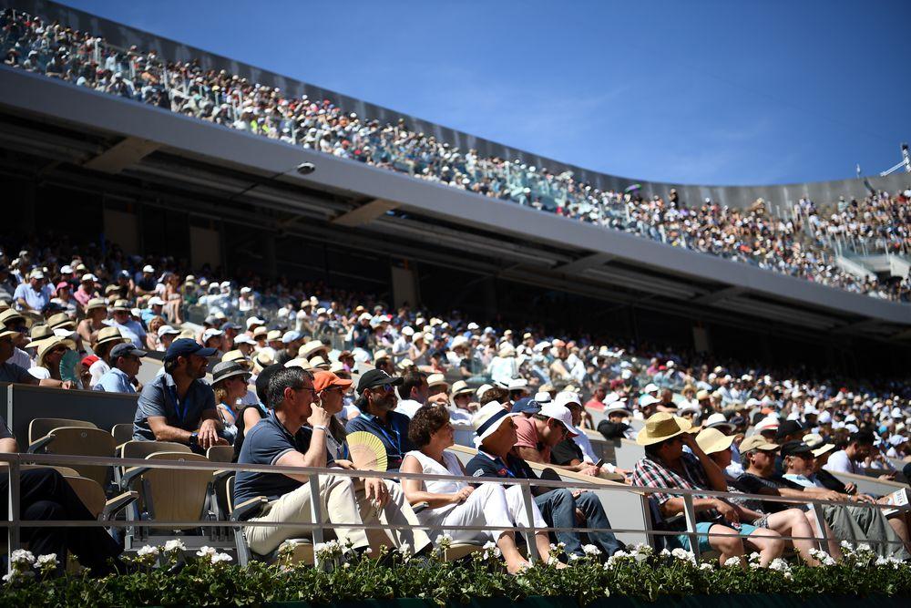 Cinco jugadores son descartados de la previa de Roland Garros por la Covid-19