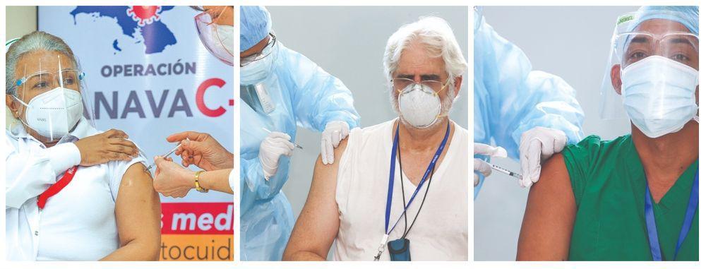 En siete días aplicarán las 6,420 dosis de vacunas