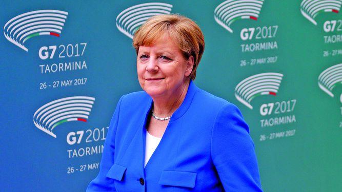 Ángela Merkel hace llamado a la unidad de la Unión Europea