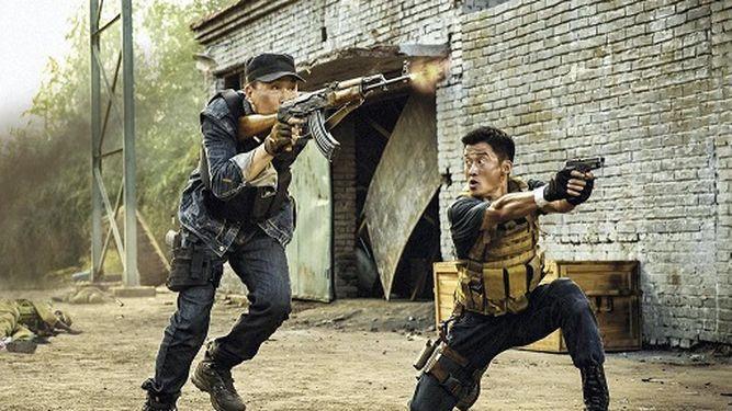 'Wolf Warrior 2', el poder de China