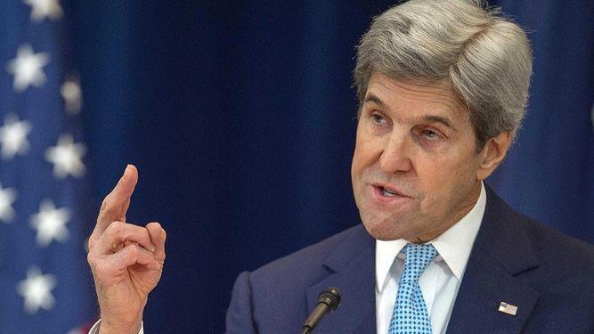 Kerry critica a Israel y pide solución de dos Estados