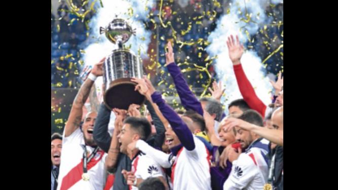 River Plate viaja hoy a Abu Dhabi para el Mundial de Clubes