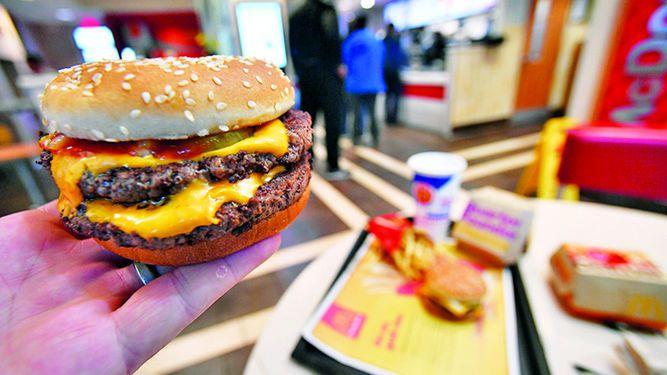 Cadena McDonald's serviría carne fresca
