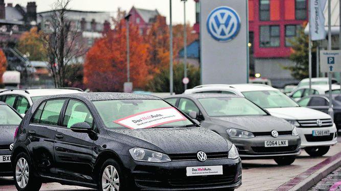 VW gana cuota de mercado