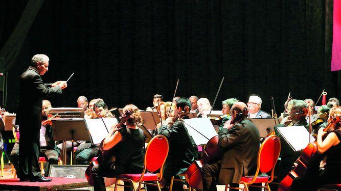 Una orquesta sin instrumentos