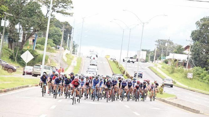 Jurado se lució ayer en Vuelta a Chiriquí