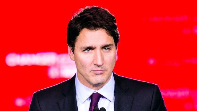 El Partido Liberal 'ha vuelto': Trudeau
