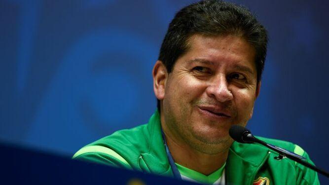 Técnico de Bolivia dice que irán a jugársela ante Venezuela