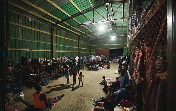 Albergue para migrantes en Darién espera por refrendo