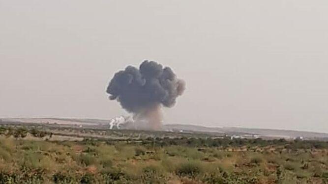 Yihadistas derriban avión del régimen sirio y capturan al piloto