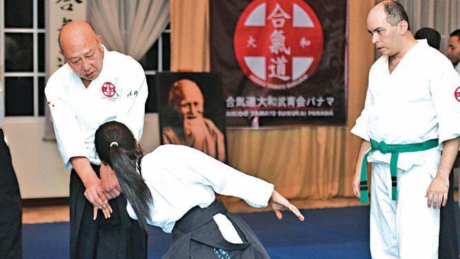 El aikido sigue creciendo en Panamá