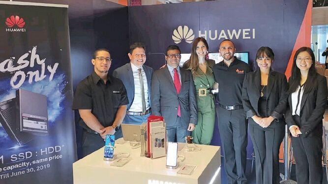 Huawei participó como patrocinador oficial de MOVE ON 2019.