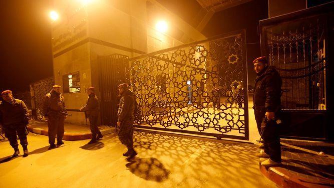 Hamas retoma el control del puesto fronterizo con Egipto