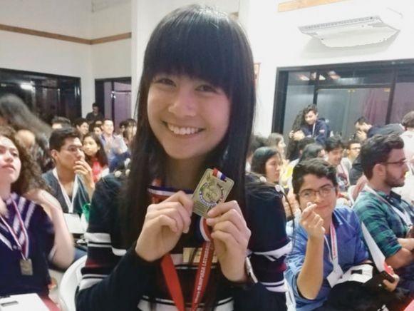 Medallas para el saber juvenil