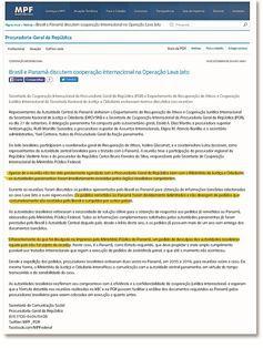 Brasil desmiente a fiscales de Panamá