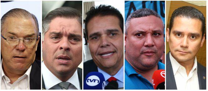 Sin Martinelli, estos son los candidatos a la Alcaldía de Panamá