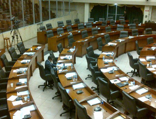 Asamblea Nacional no discutirá este martes la ley 'antitránsfuga'