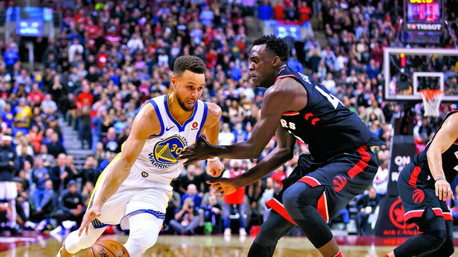 El regreso de Curry en victoria de los Warriors