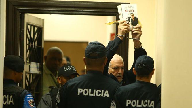 Jerónimo Mejía rechaza diversas pruebas solicitadas por Ricardo Martinelli