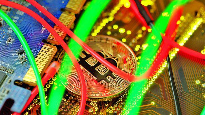 Bancos se alejan del bitcóin