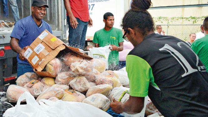 Gobierno subsidiará la compra de 260 mil jamones para ferias