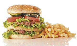 Una dieta agrandada y procesada