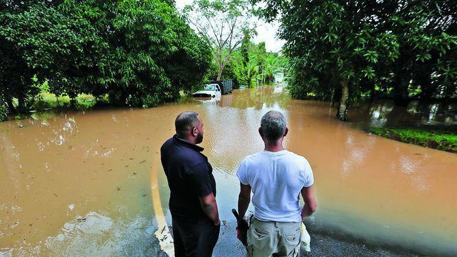 Otto causa muertes y daños en Panamá