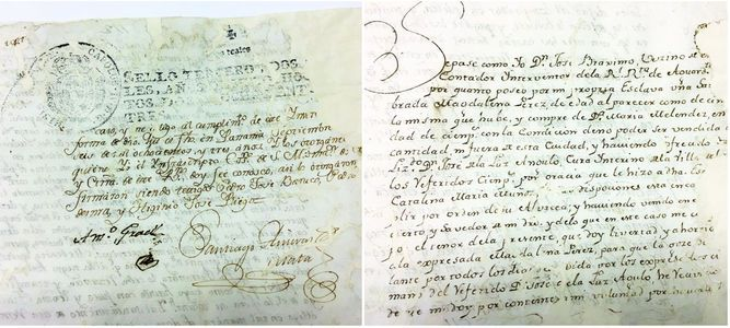 María Magdalena Pérez, la esclava que pidió libertad
