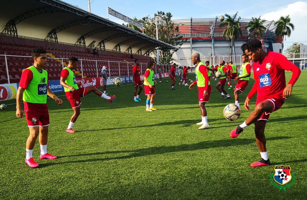 Por restricciones sanitarias se suspenden los juegos de la selección de Panamá con Martinica y Guadalupe