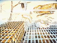 Primera exposición de Dalí en Buenos Aires
