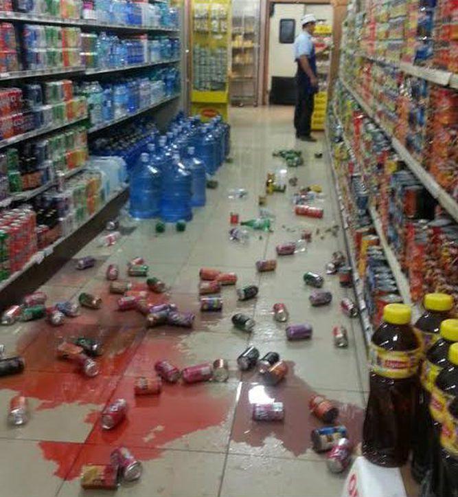 Fuerte sismo de 6.4 grados sacude a Panamá y Costa Rica