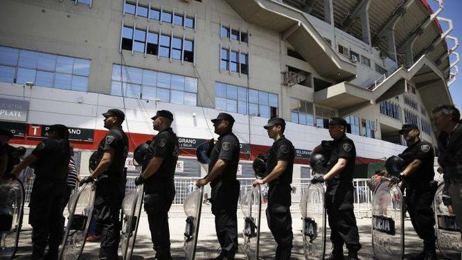 Boca Juniors pide suspender la final de Copa Libertadores