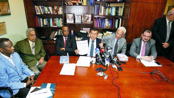 Abogados de Martinelli arman su estrategia legal